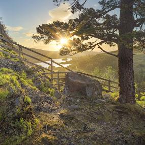 Gougane Barra by Jirka Vráblík - Landscapes Mountains & Hills ( ireland, west cork, gougane barra )
