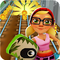Subway Girl Runner APK for Bluestacks