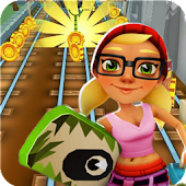 Free Download Subway Girl Runner APK for Samsung