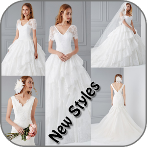 2016 wedding dress models 1