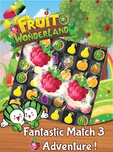Game Fruit Wonderland apk for kindle fire