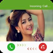Fake Girlfriend Call