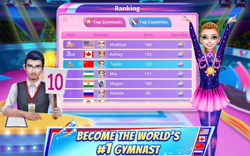 Game Gymnastics Superstar - Get a Perfect 10! apk for kindle fire