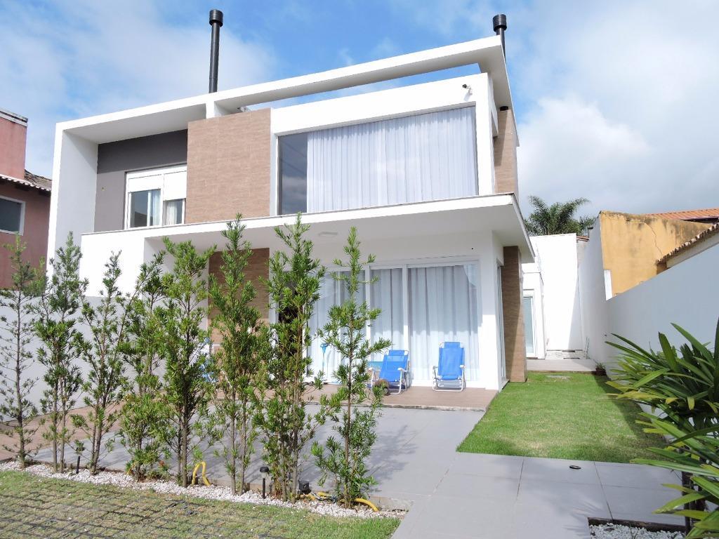 Duas Residencias à venda, Novo Campeche, Florianópolis.