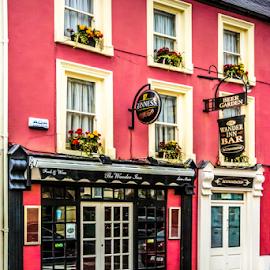 Wonder Inn Bar by Robert Willson - Buildings & Architecture Public & Historical ( inn, wonder inn, ireland, wonder, bar )