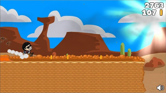 Desert Run - screenshot