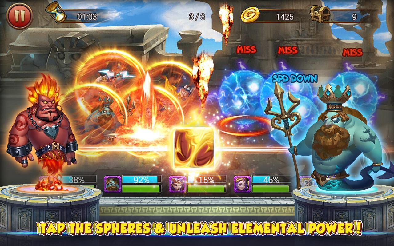 Gods Rush 2 Screenshot 1