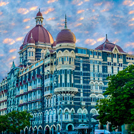 Taj by Malay Maity - Buildings & Architecture Office Buildings & Hotels ( building )