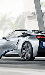 Top Themes BMW i8 Spyder - screenshot