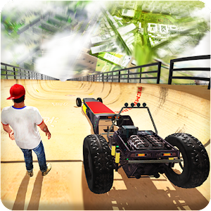 Dragster Ramp Car Stunts For PC
