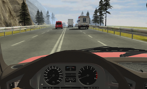 Racing in Car: Overtaking - screenshot