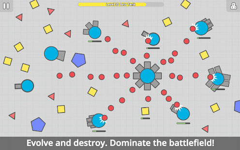 Free diep.io APK for Windows 8