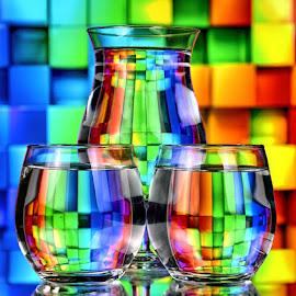 by Dragan Rakocevic - Artistic Objects Glass