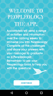 Peopleology by AccorHotels - screenshot