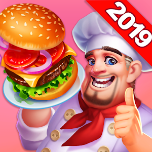 Cooking Hot - Crazy Chef's Kitchen Cooking Games For PC / Windows 7/8/10 / Mac – Free Download