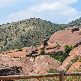 Colorado Rocky Mountain High by Joe Machuta - Landscapes Mountains & Hills