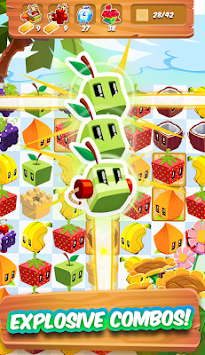 Juice Cubes APK screenshot thumbnail 2