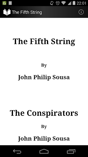 The Fifth String APK