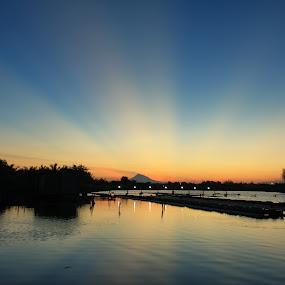 by Riza Umary - Landscapes Sunsets & Sunrises