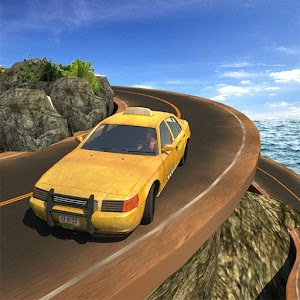Taxi Simulator Free Icon