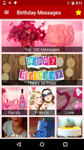 Birthday Cards & Messages - Wish Friends & Family for pc