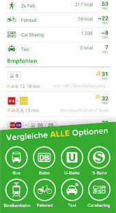 Citymapper: U-Bahn, Bus, Bahn Screenshot