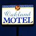 Oakland Motel Icon