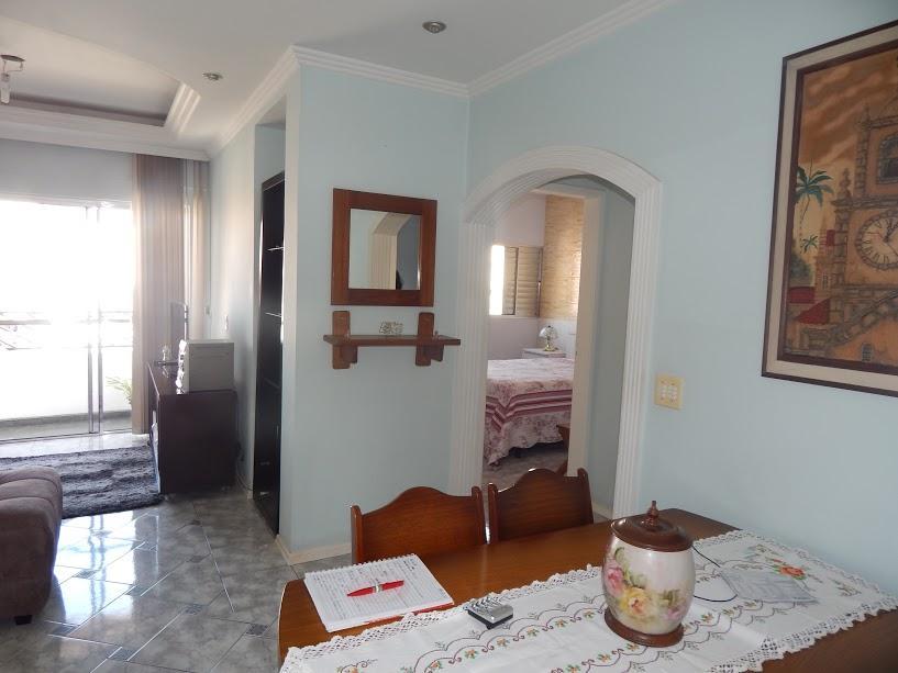 Apartamento à Venda - Vila Marchi
