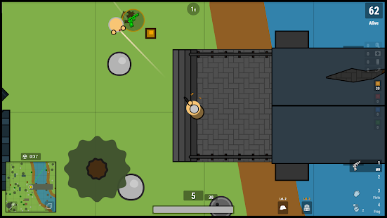 surviv.io - 2D Battle Royale