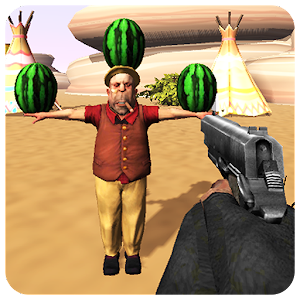 Download Watermelon Shooter 3D Game: FPS Shooting Challenge for Android