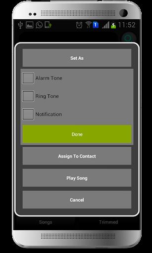 Mp3 Player & Cutter screenshot 6