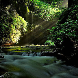 by ERFAN AFIAT SENTOSA - Landscapes Waterscapes