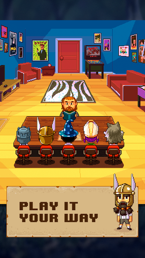 Knights of Pen & Paper 2 Screenshot 4
