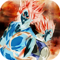 Dragon Z Super Saiyan Blue APK for Bluestacks
