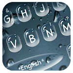 Rain Drop Keyboard Theme Icon