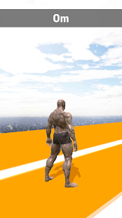 Long jump - screenshot
