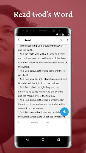 Light Bible: Daily Verses, Prayer, Audio Bible screenshot 2