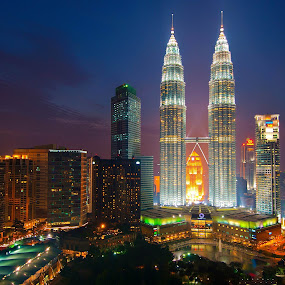 Kuala Lumpur  by PETER  LEE  - Landscapes Travel