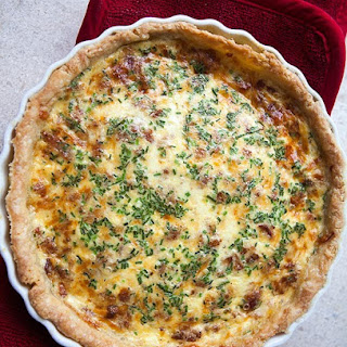 Heavy Cream Quiche Lorraine Recipes