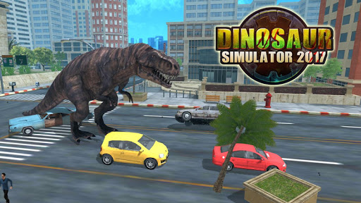 Dinosaur Simulator 2017 For PC