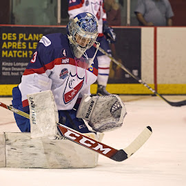 Gabriel Morency by Yves Sansoucy - Sports & Fitness Ice hockey