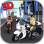 Police Bike Crime Simulator 3D 1.4 Apk
