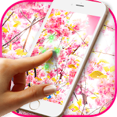 Download Spring Magic Touch Wallpaper APK for Laptop