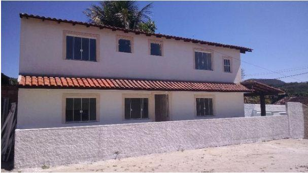 Casa com 3 dormitórios à venda, 127 m² por R$ 260.000 - Maria Paula - São Gonçalo/RJ