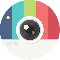Candy Camera - selfie, beauty camera, photo editor APK baixar