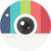 Download Candy Camera - selfie, beauty camera, photo editor APK on PC