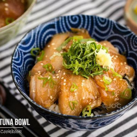 Albacore Tuna Bowl