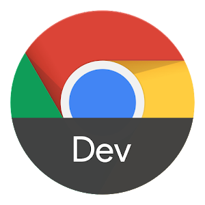Chrome Dev Icon