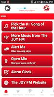 Screenshot of The JOY FM Florida