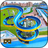 Water Slide Adventure VR APK for Bluestacks